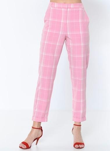 Vero Moda Pantolon Pembe